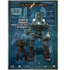 "NECA Pacific Rim: Cherno Alpha 18"" Scale Action Figure"