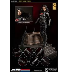Sideshow Collectibles G.I.Joe The Baroness EX 1/6 Scale Figure