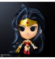 Square Enix DC Comics Variant Static Arts Wonder Woman Mini