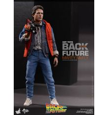 Hot Toys Back to the Future - Marty McFly 1/6th Scale Figure