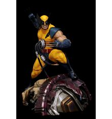 XM Studios Wolverine Statue (without coin)