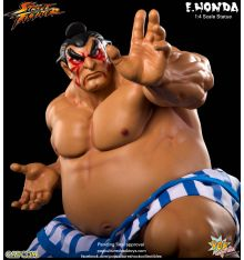 PCS Street Fighter E.Honda Statue