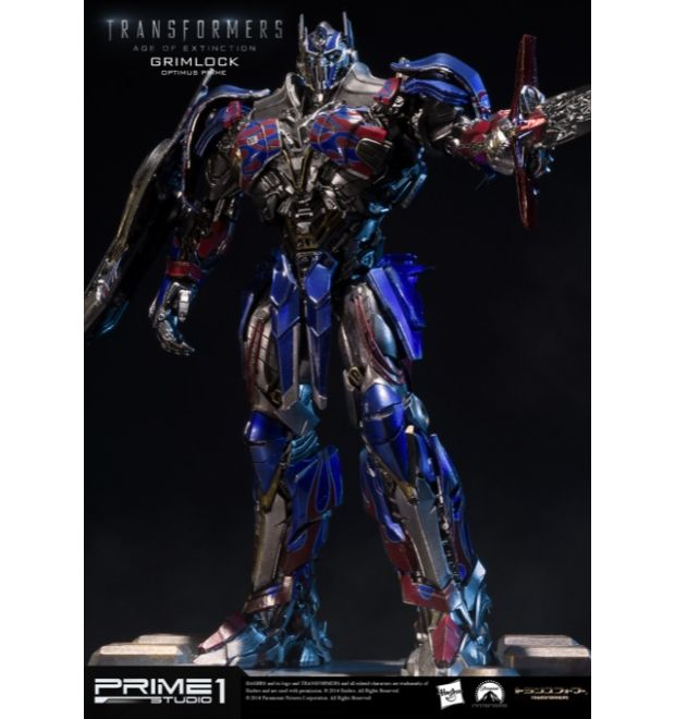 Transformers 4 Age Of Extinction Optimus Prime And ...
