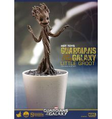 Hot Toys Little Groot 1:4 Scale Figure
