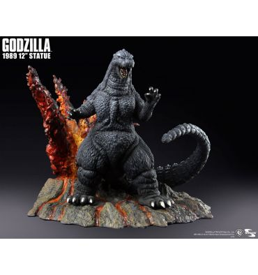 "Godzilla 1989 12"" Polystone Resin Limited Edition Statue ..."