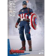 Hot Toys MMS281 Avengers: Age of Ultron - Captain America