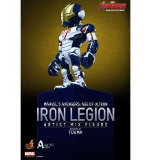 Hot Toys AMC012 AVG x Touma Iron Legion
