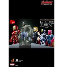 Hot Toys AVG x Touma Set of 5