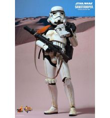Hot Toys MMS295 Star Wars: ANH Sandtrooper 1/6th Scale Collectible Figure