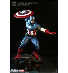 HX Project Avengers Assemble – Captain America