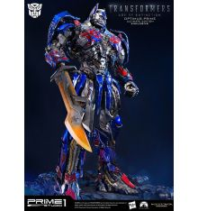 Prime 1 Studio Transformers: Age of Extinction Optimus Prime Ultimate Edition Statue Exclusive Version