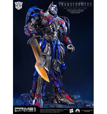 Prime 1 Studio Transformers Age Of Extinction Optimus