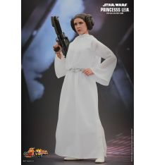 Hot Toys MMS298 Star Wars Episode IV A New Hope Princess Leia 1/6th Scale Collectible Figure