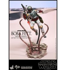 Hot Toys MMS313 ROTJ Boba Fett Deluxe Version Sixth Scale Figure