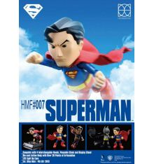 Hero Cross x DC Comics Superman Hybrid Metal Action Figuration
