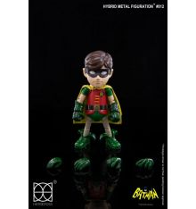 Hero Cross x Robin 1966 TV Version Hybrid Metal Action Figuration