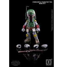 Hero Cross X Star Wars Boba Fett Hybrid Metal Action Figuration