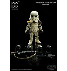 Hero Cross X Star Wars Sandtrooper Hybrid Metal Action Figuration