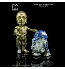 Hero Cross X Star Wars C-3PO & R2-D2 Hybrid Metal Action Figuration