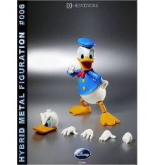 Hero Cross x Disney Donald Duck Hybrid Metal Action Figuration
