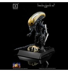 Hero Cross X Alien Hybrid Metal Action Figuration