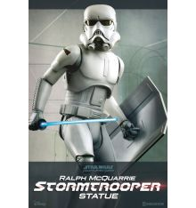 Sideshow Collectibles Stormtrooper Statue by Ralph McQuarrie