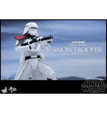 Hot Toys MMS322 Star Wars: TFA Snowtrooper Officer Sixth Scale Figure