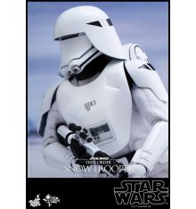 Hot Toys MMS321 Star Wars: TFA Snowtrooper Sixth Scale Figure