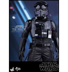 Hot Toys MMS324 Star Wars: TFA First Order TIE Fighter Pilot Sixth Scale Figure
