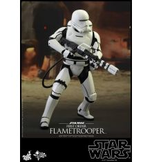 Hot Toys MMS326 Star Wars: TFA First Order Flametrooper Sixth Scale Figure