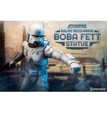 Sideshow Collectibles Ralph McQuarrie Boba Fett Statue