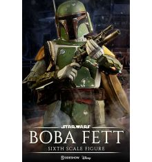 Sideshow Collectibles ESB Boba Fett Sixth Scale Figure