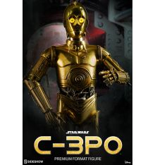Sideshow Collectibles C-3PO Premium Format Figure