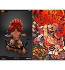 PCS Street Fighter Necalli 'Torrent of Power' 1:6 Scale V-Trigger Statue