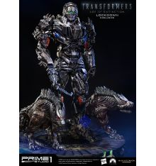 Prime 1 Studio MMTFM-10EX Transformers: AOE Lockdown Polystone Statue Exclusive version