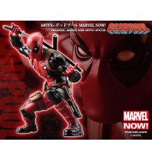 Kotobukiya Deadpool Marvel Now! ARTFX+ Statue - Reproduction