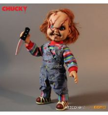 "Mezco Child's Play: 15"" Mega Scale Chucky (re-run)"