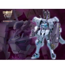 Kotobukiya Muv Luv Alternative Shiranui Isumi's Valkyries Plastic Model Kit