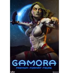 Sideshow Collectibles Gamora Premium Format Figure