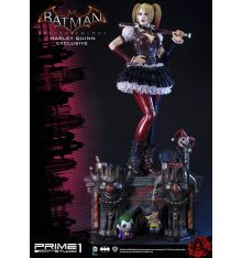Prime 1 Studio MMDC-08EX Batman: Arkham Knight Harley Quinn 1/3 Scale Polystone Statue Exclusive version