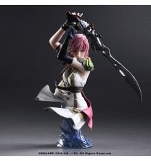 Square Enix Final Fantasy XIII Static Arts Bust - Lightning