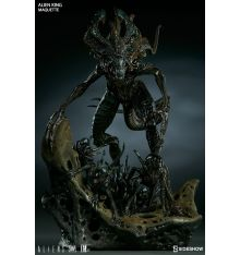 Sideshow Collectibles Alien King Maquette