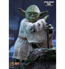 Hot Toys MMS369 STAR WARS: EPISODE V THE EMPIRE STRIKES BACK YODA 1/6TH SCALE COLLECTIBLE FIGURE