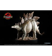 Chronicles Collectibles The Lost World: Jurassic Park Stegosaurus Maquette