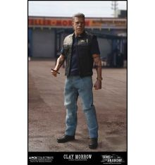 Pop Culture Shock Sons of Anarchy Clay Morrow 1:6 Scale Figure
