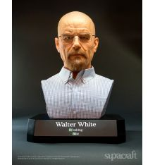 Supacraft Breaking Bad Walter White Life-Size Bust