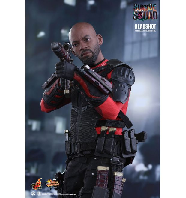 Hot Toys MMS381 Suicide Squad Deadshot 1/6th scale