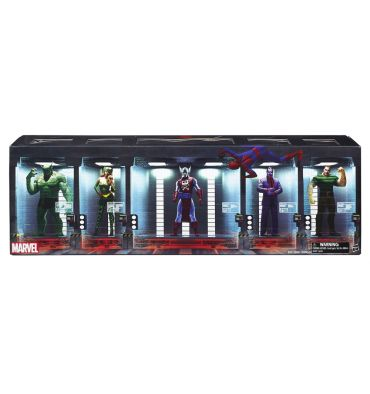 "SDCC 2016 Marvel Legends ""The Raft"" 6-inch Figure Boxset"