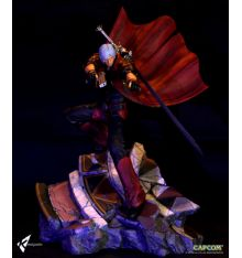 Kinetiquettes Devil May Cry 4 - Sons of Sparda - Dante 1/6 Scale Diorama