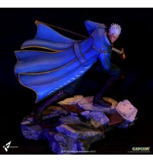 Kinetiquettes Devil May Cry 4 - Sons of Sparda - Vergil 1/6 Scale Diorama